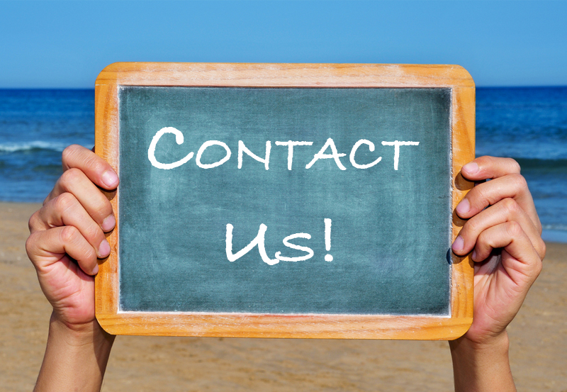 Contact Us Webpage